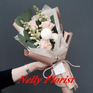bouquet flower BFU-015