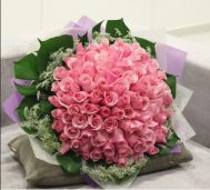 bouquet flower ultah BU-023