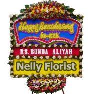 bunga papan ucapan anniversary