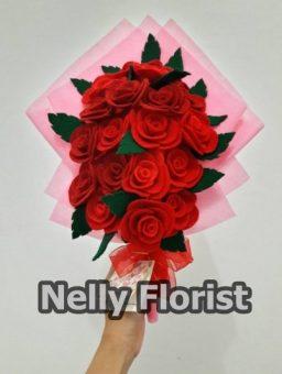 bouquet mawar ulang tahun