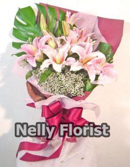 bouquet ulang tahun cantik