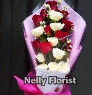 bouquet ulang tahun rose