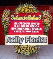 bunga papan sukses