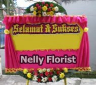 bunga papan selamat dan sukses SS-007