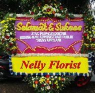 Bunga papan ucapan selamat & sukses