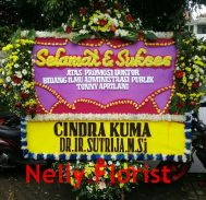 bunga papan congratulation SS-02