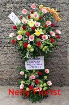 standing flower congratulation SF-01