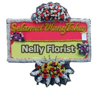 jual bunga papan ulang tahun di bandung