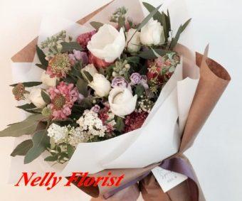 bouquet flower congratulation BU-020