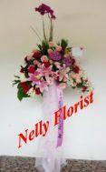 standing flower pernikahan SF-005