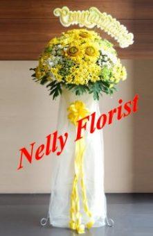 standing flower congratulation SF-009