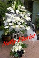 standing flower duka cita SF-011