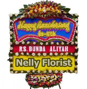 Bunga karangan anniversary BP-005
