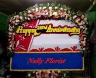 bunga karangan anniversary BP-012