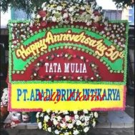 bunga karangan anniversary BPA-019