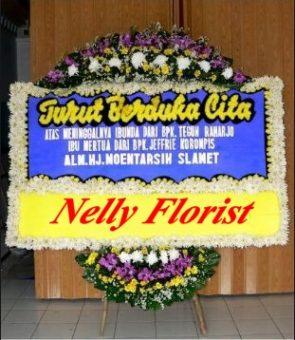bunga karangan duka cita DCT-018