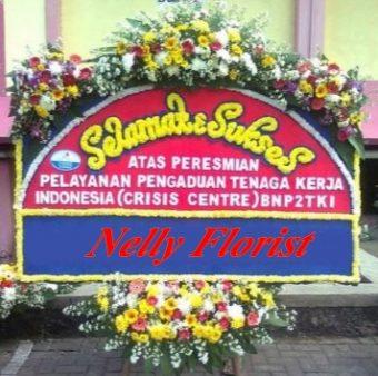 bunga karangan sukses SSS-027