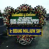 Toko Bunga di jalan Citarum Bandung
