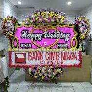 papan pernikahan di bandung